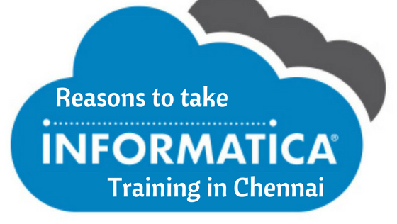 Informatica course in Chennai