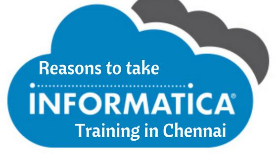 Informatica course in Chennai